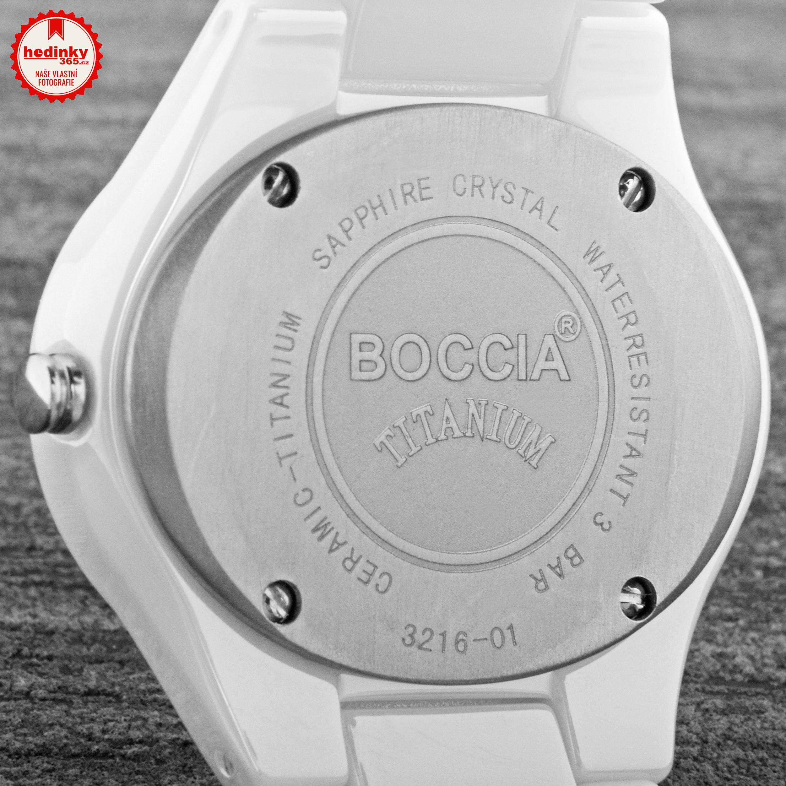 13c15f968ad Hodinky Boccia Titanium 3216-01