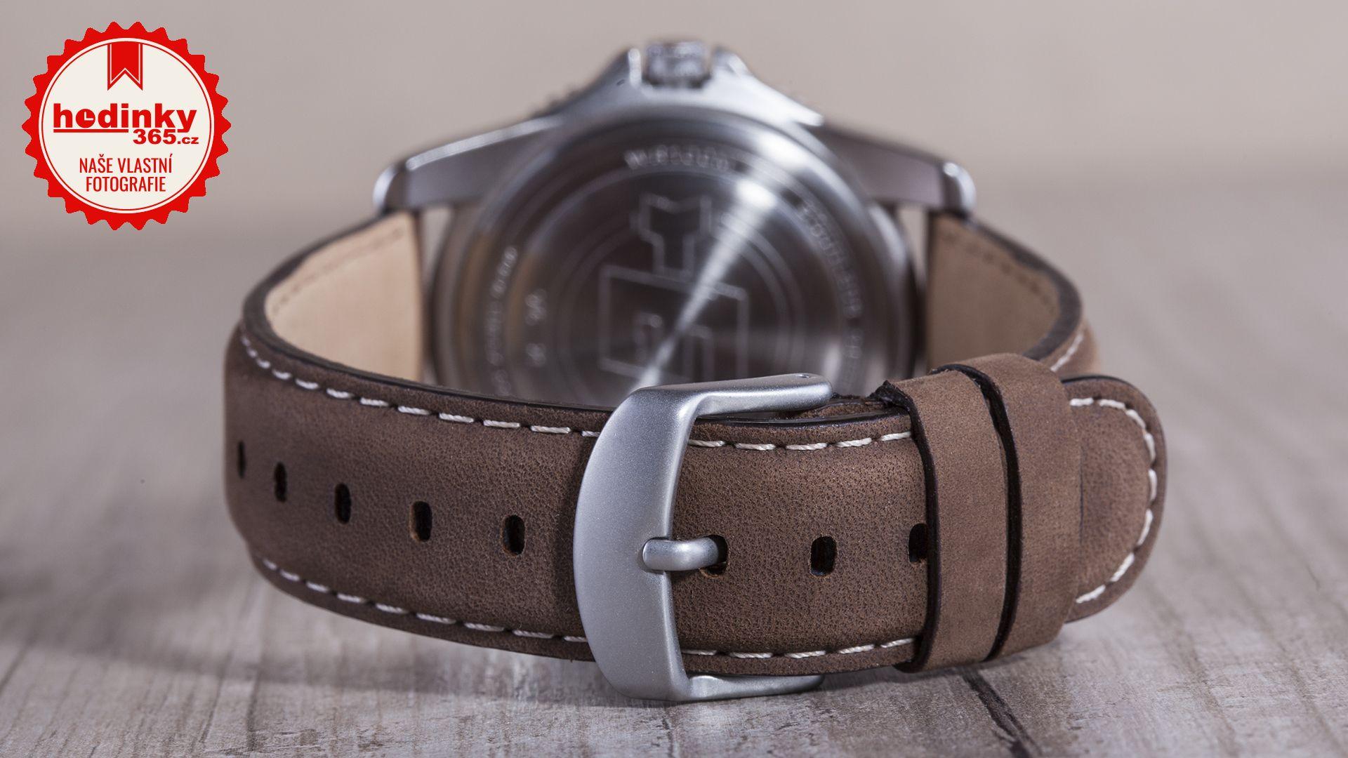 Timex Expedition T46681. Pánské hodinky - kožený řemínek 9b66843f4c4
