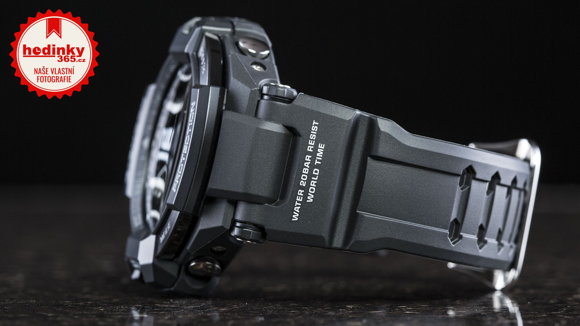Casio G Shock Gravitymaster Ga 1000 1aer 1adr Gravity Master Twin Sensor Hodinky