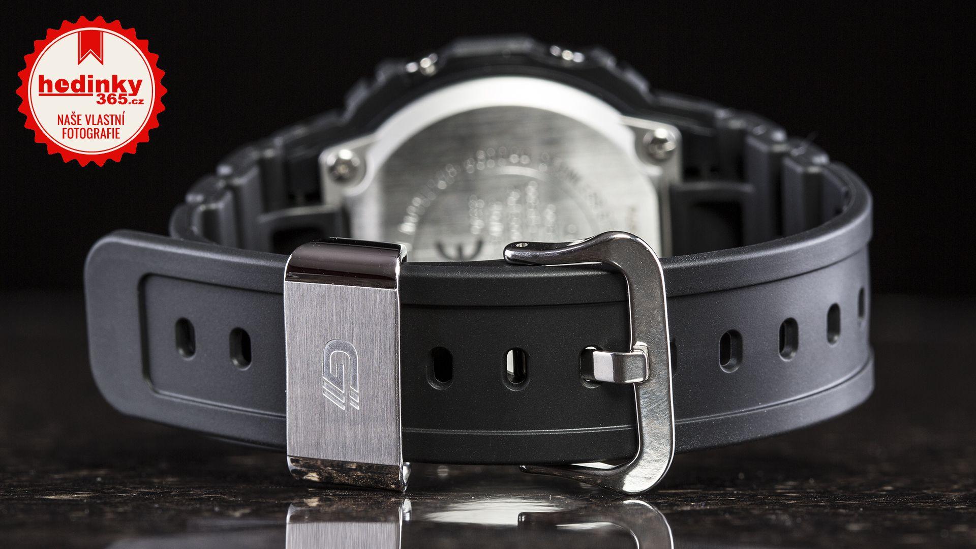 bd55f401099 Casio G-Shock Original GB-5600AA-1ER. Pánské hodinky - pryskyřicový  řemínek