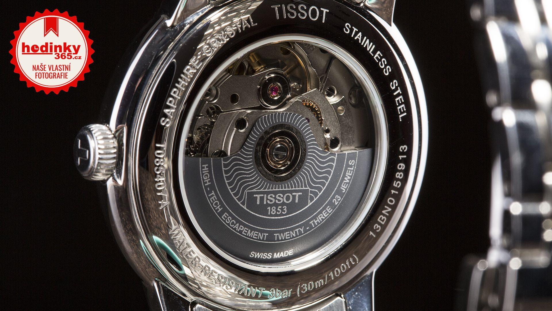 Tissot Carson Automatic T085.407.11.011.00  5058e160aac