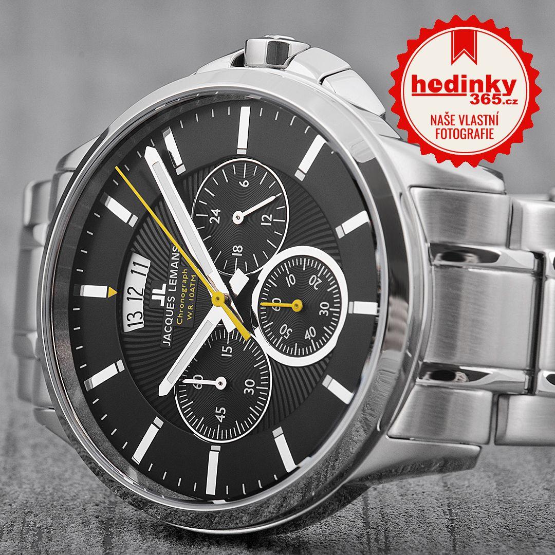 Pánské hodinky - ocelový řemínek bd7f7bcfe9