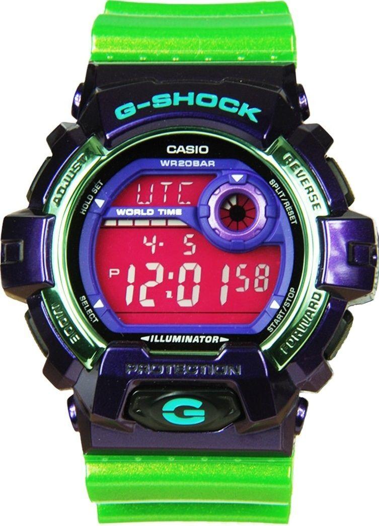 Casio G-Shock G-Classic G-8900SC-6ER