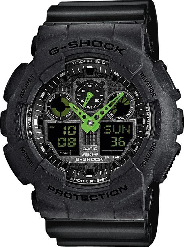 Casio G-Shock G-Classic GA-100C-1A3ER