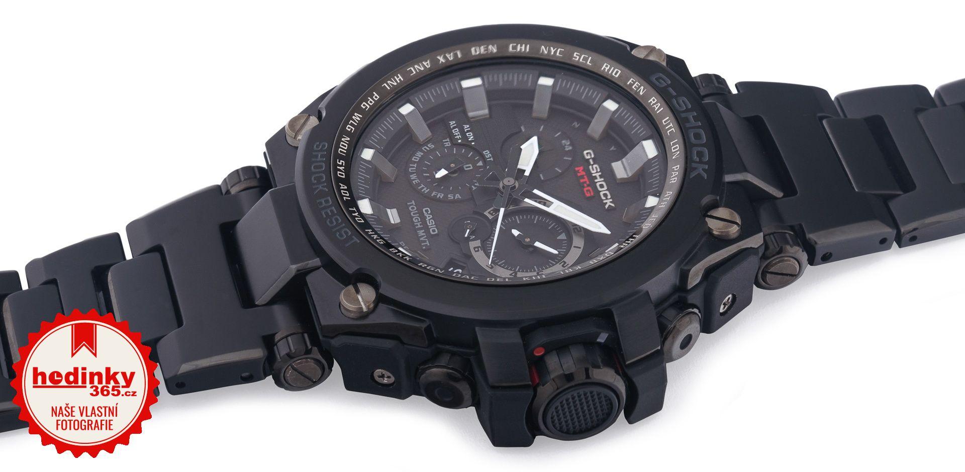 Hodinky Casio G-Shock MTG-S1000BD-1AER Limited Edition b6147fc8d84