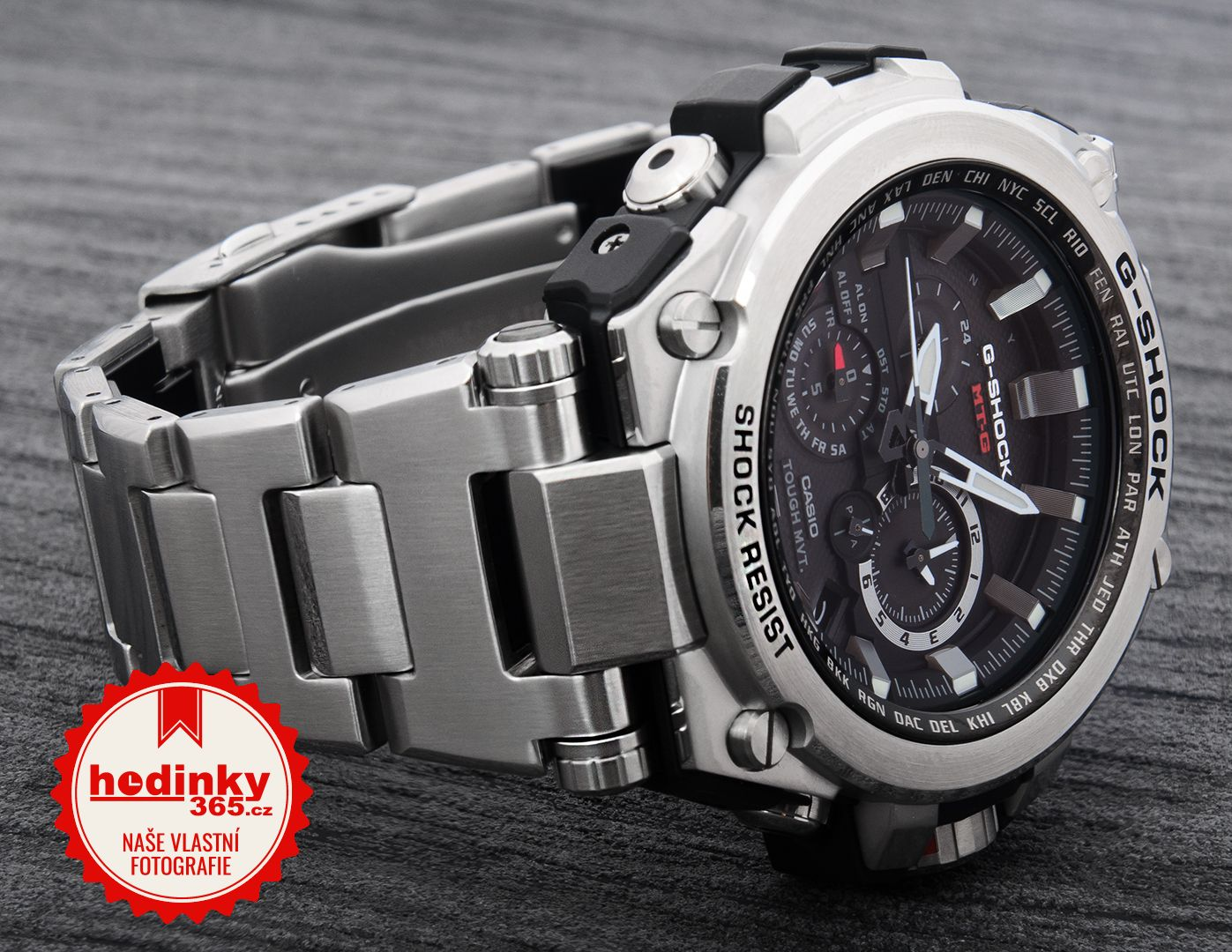 Casio G-Shock MTG-S1000D-1AER Limited Edition  7776934e399