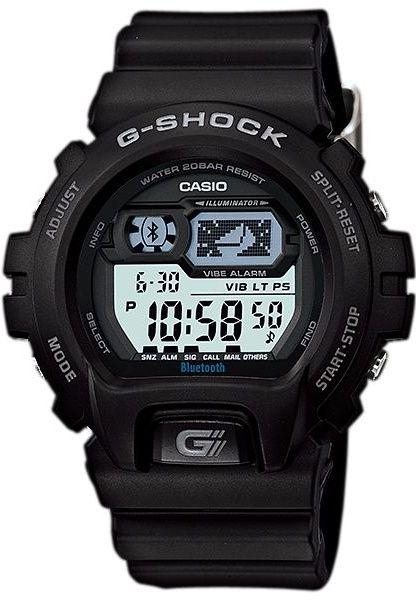 3323ebe9451 Casio G-Shock Original GB-6900B-1ER. Pánské hodinky - pryskyřicový řemínek