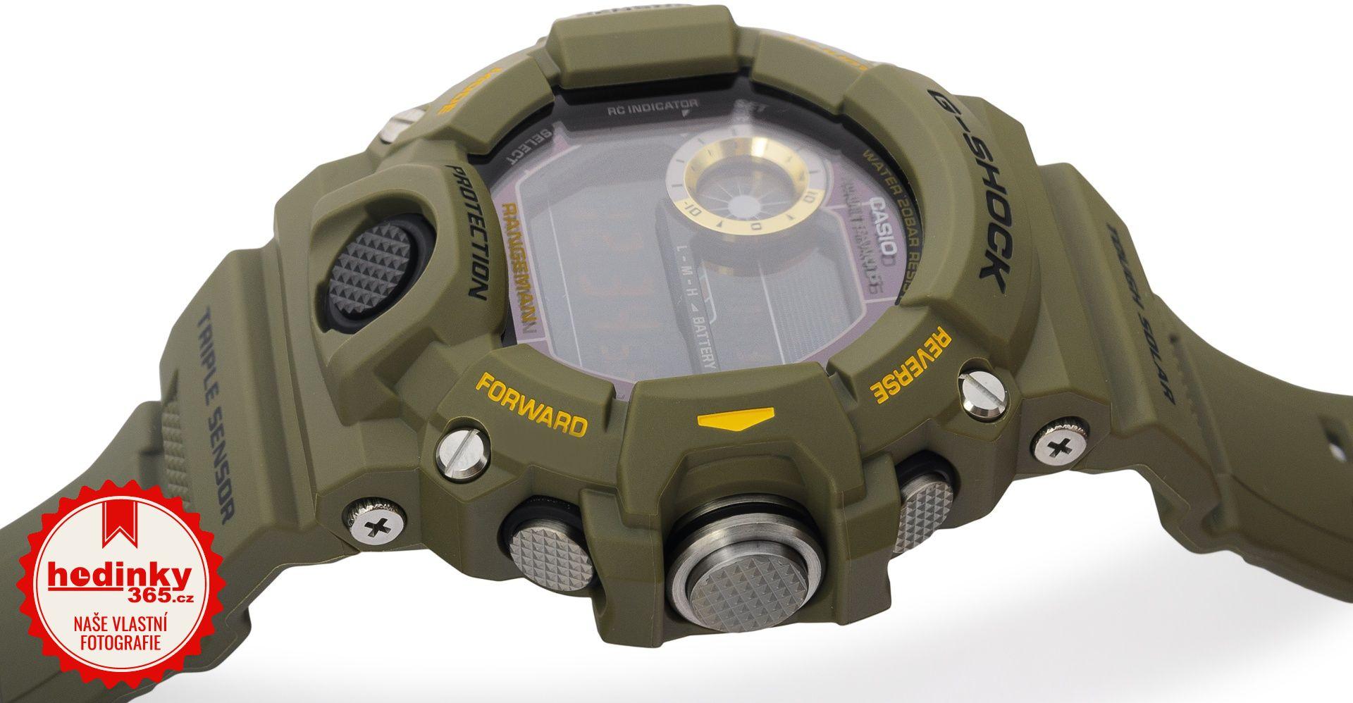 98f78494f6d Hodinky Casio G-Shock Rangeman GW-9400-3ER