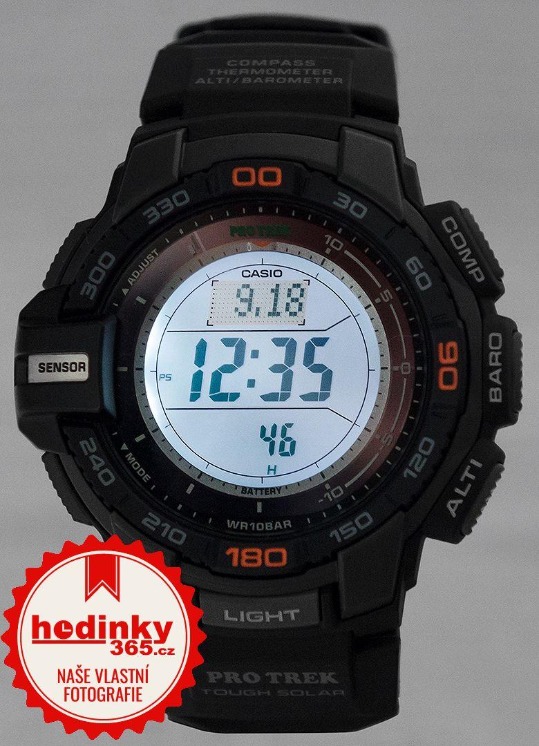 Casio Protrek PRG-270-1ER. Hodnocení  5 3f0efd0a64