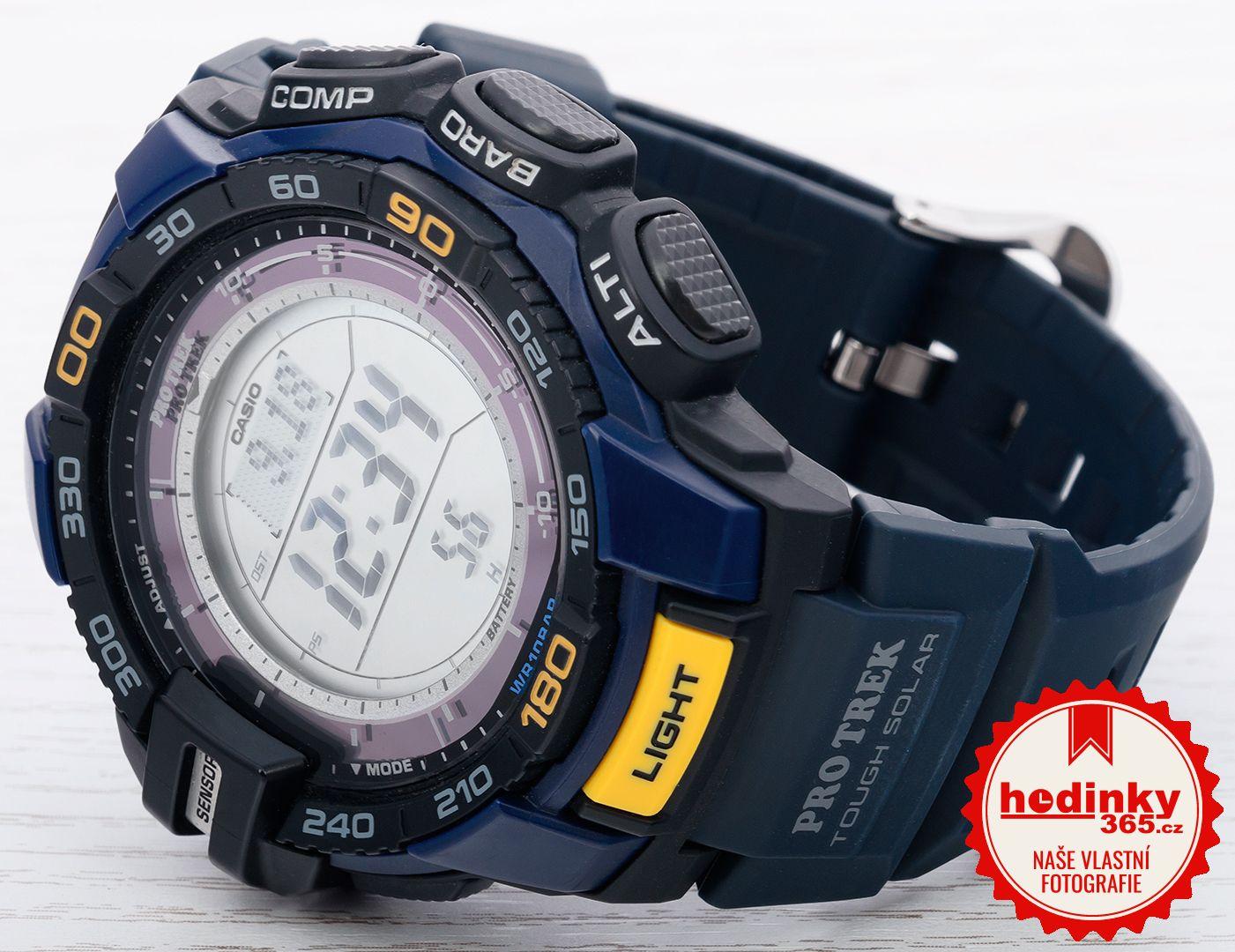 Casio Protrek PRG-270-2ER. Hodnocení  5 31c587bf58