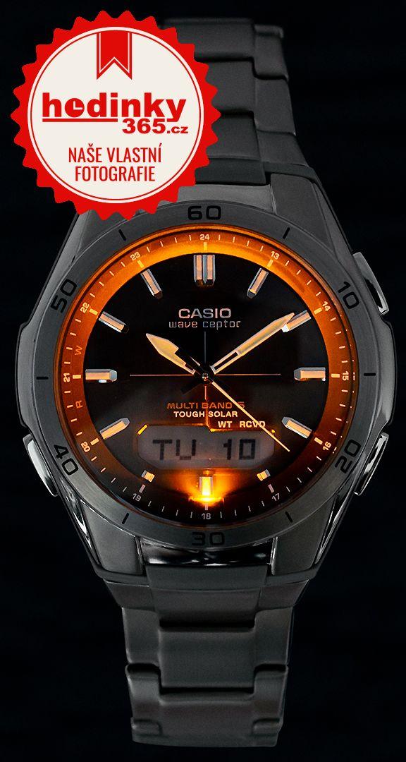 431e8c1a4413 Casio Wave Ceptor WVA-M640TD-1AER. Hodnocení  5