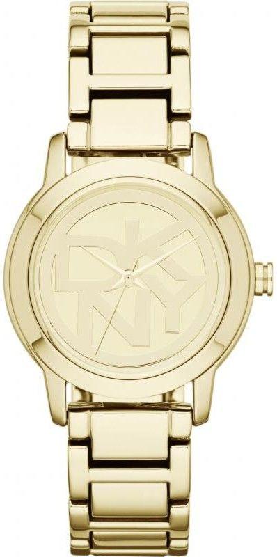 ee797a1d34 DKNY NY 8876. Dámské hodinky - ocelový řemínek