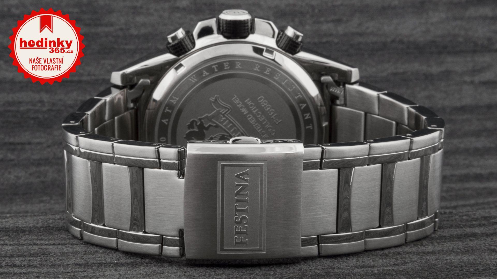 Pánské hodinky - ocelový řemínek e0ae058f21