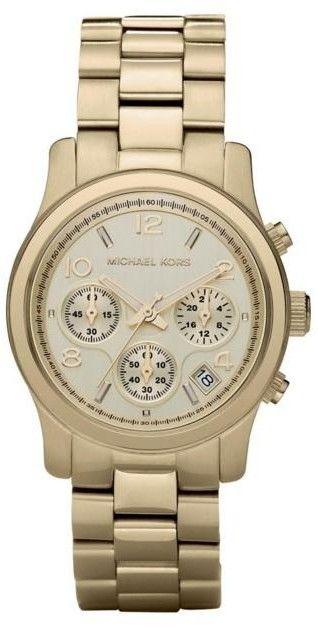 fe1588495d Michael Kors MK 5055. Dámské hodinky - ocelový řemínek