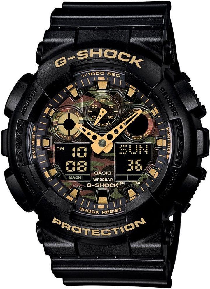 Casio G-Shock G-Classic GA-100CF-1A9ER