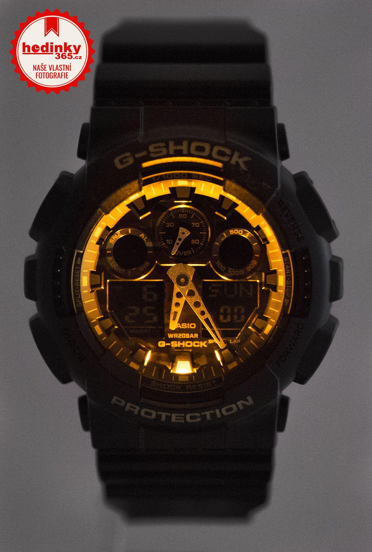 Casio G-Shock Original GA-100CF-1A9ER  90387b54f47
