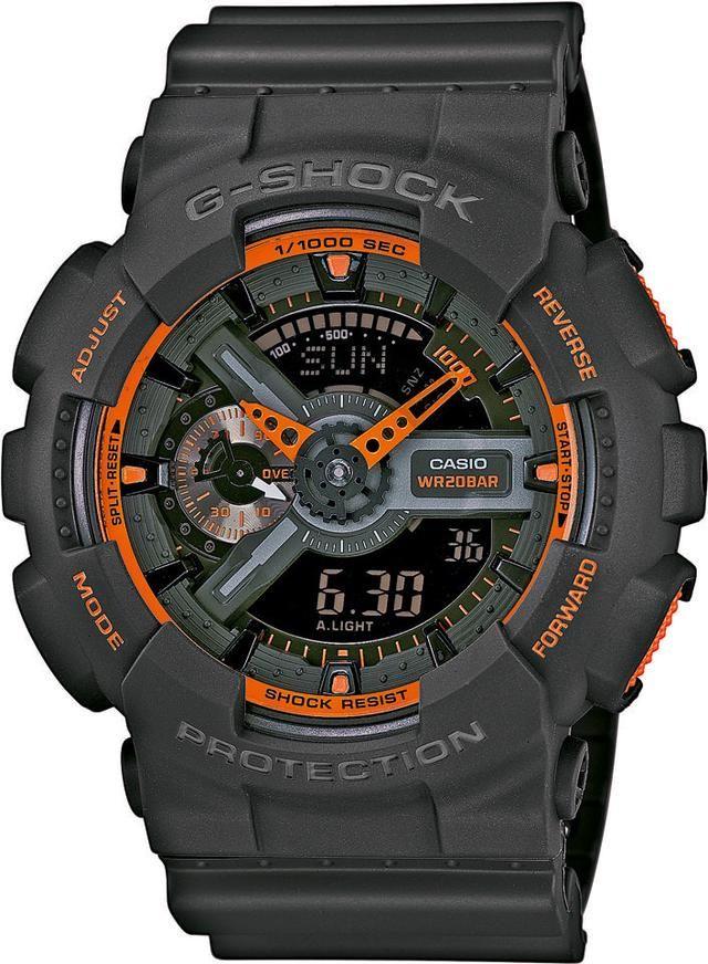 Casio G-Shock G-Classic GA-110TS-1A4ER