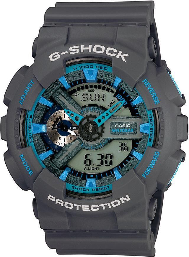 Casio G-Shock G-Classic GA-110TS-8A2ER