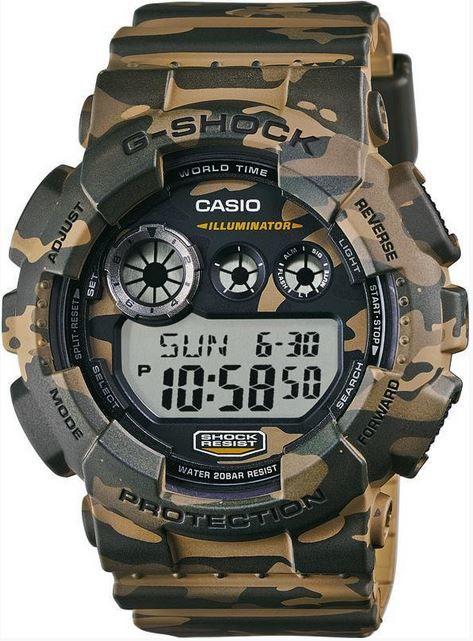 Casio G-Shock G-Classic GD-120CM-5ER