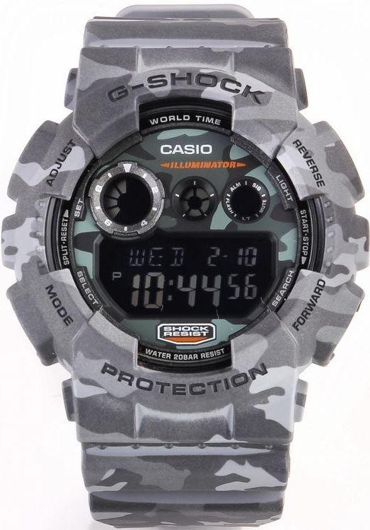 Casio G-Shock Original GD-120CM-8ER Camouflage Series  a73a08d727