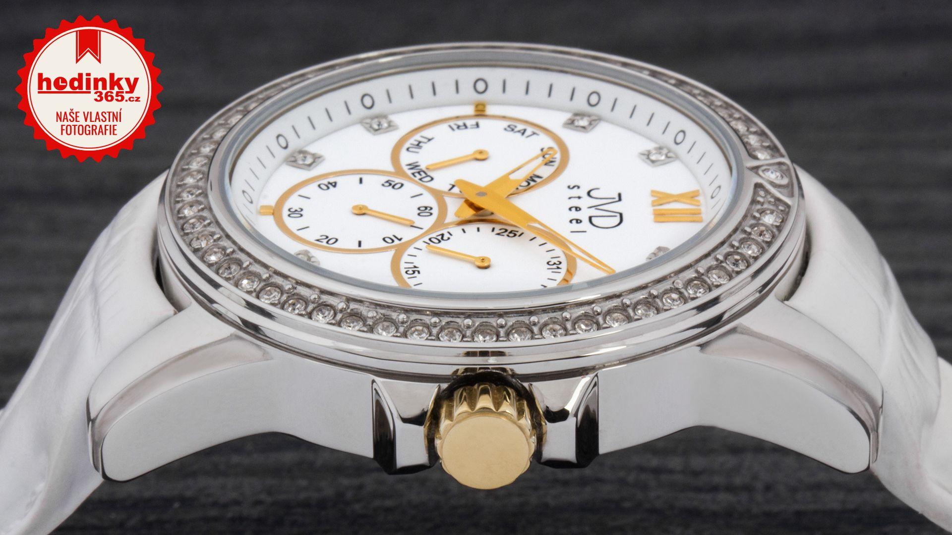447b4373b7f Dámské hodinky - kožený řemínek