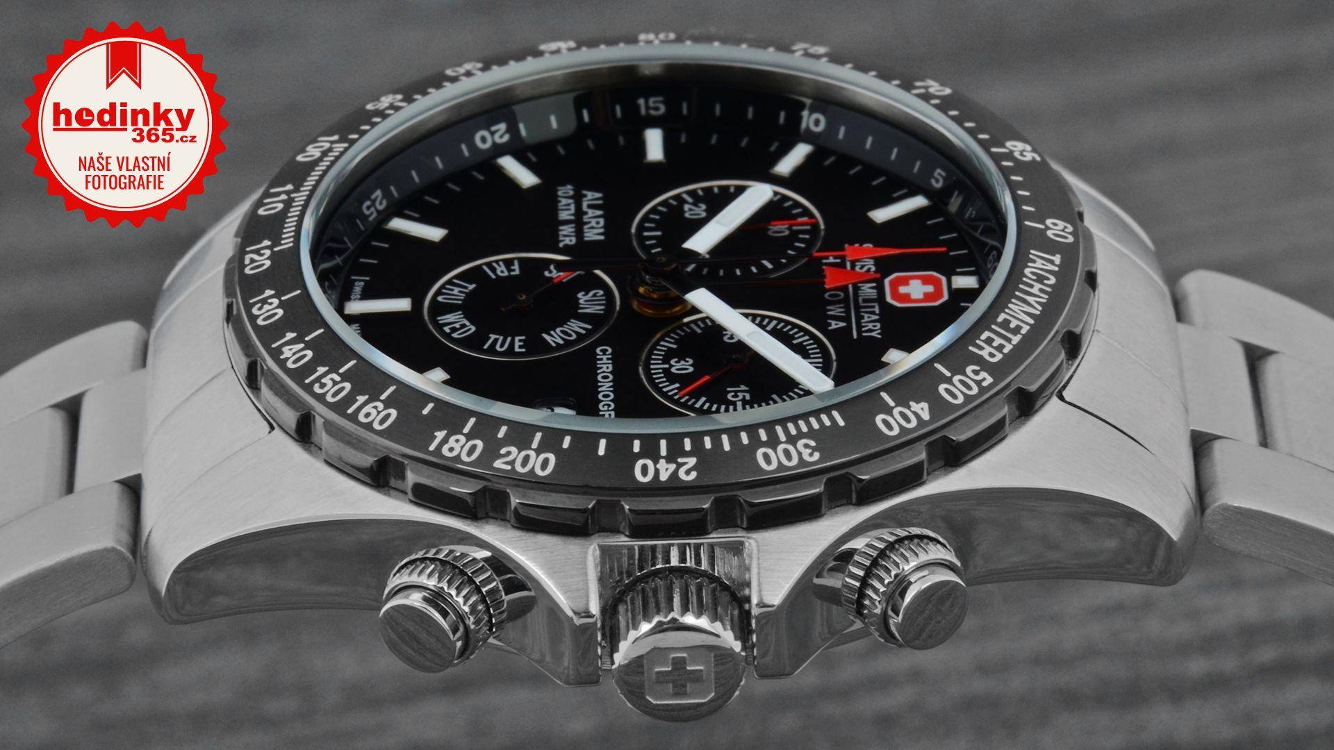 21b70dd90 Pánské hodinky - ocelový řemínek, ocel pouzdro, minerální sklíčko. Veškeré  technické parametry naleznete níže