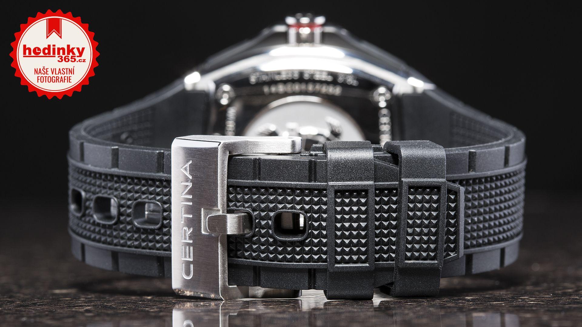 Certina DS Eagle Quartz C023.710.27.051.00. Pánské hodinky - plastový  řemínek a723e747317