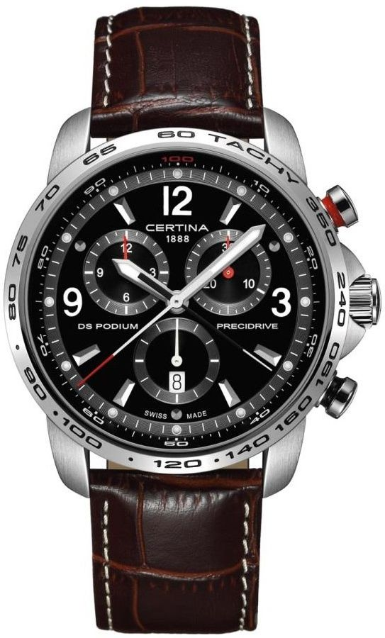 Certina DS Podium Chronograph 1/100 SEC C001.647.16.057.00