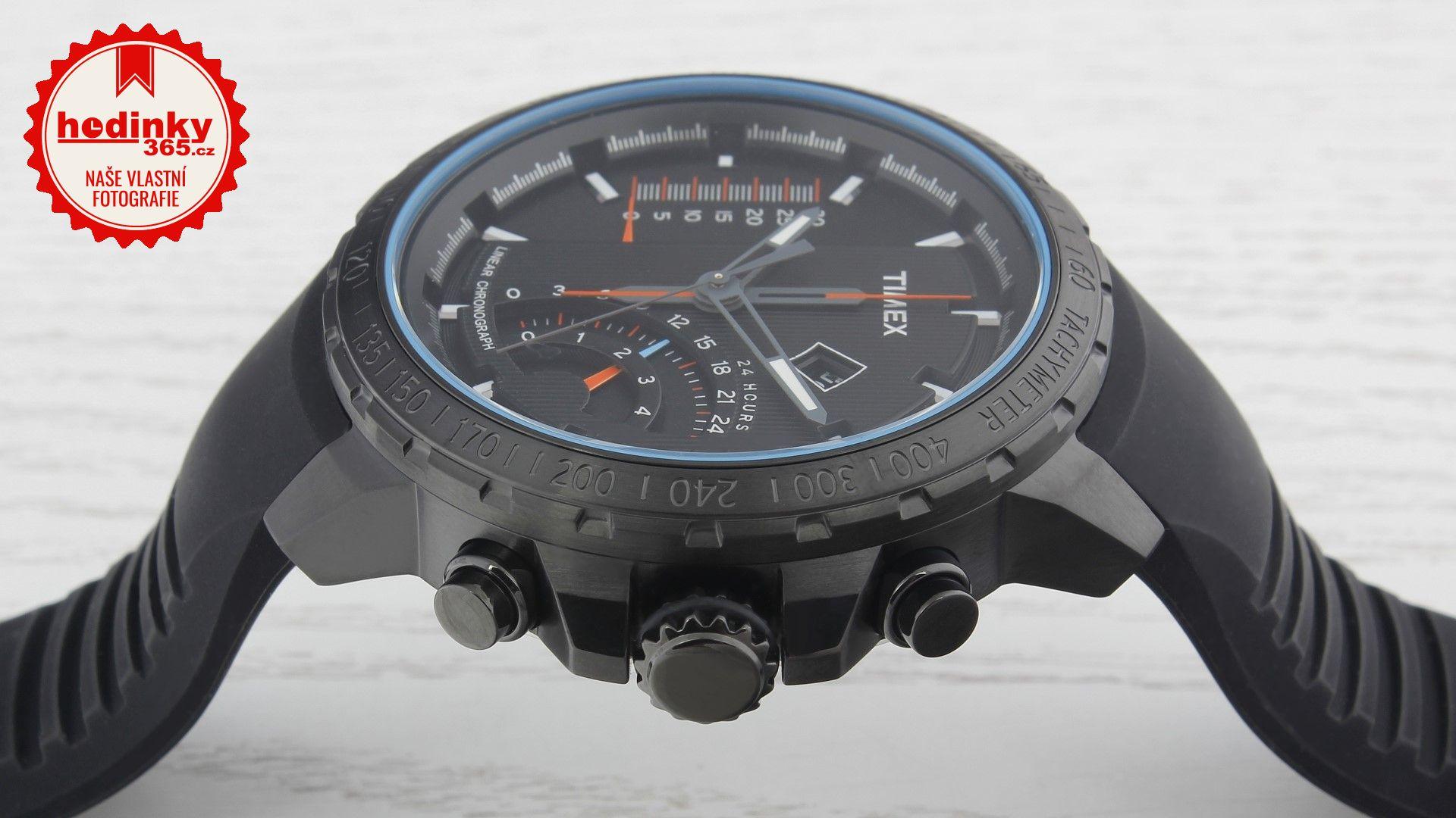 Timex Intelligent Quartz T2P272. Pánské hodinky - plastový řemínek ba69db1685a