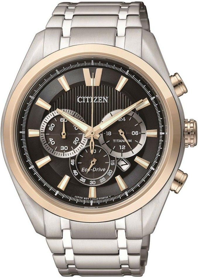 Citizen Super Titanium Chrono CA4014-57E  92129336a97
