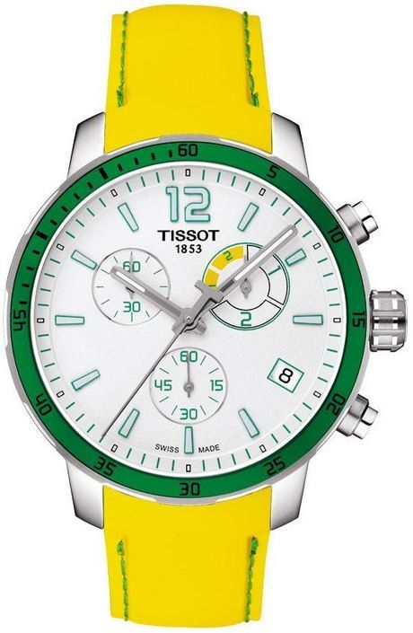 Tissot Quickster Football T095.449.17.037.01