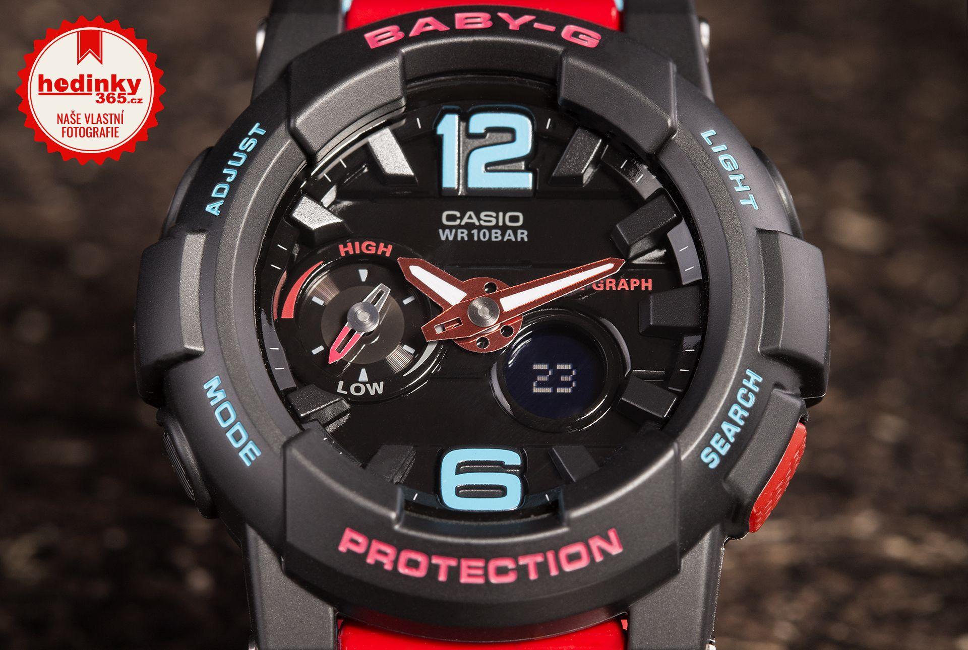 Dámské hodinky - pryskyřicový řemínek 6f217e8f9d
