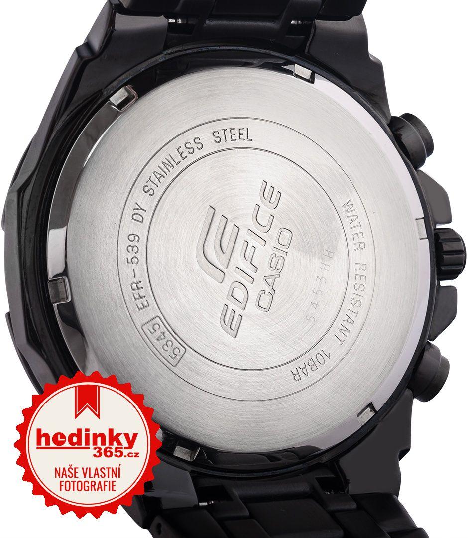 Hodinky Casio Edifice EFR-539BK-1AVUEF 4dfa5bf3d2
