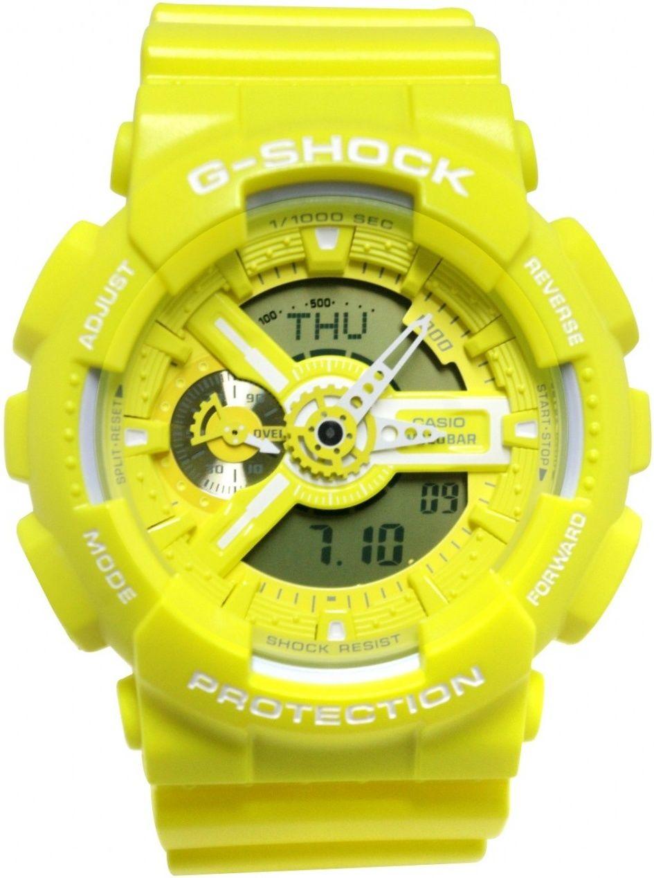 Casio G-Shock GA-110BC-9AER