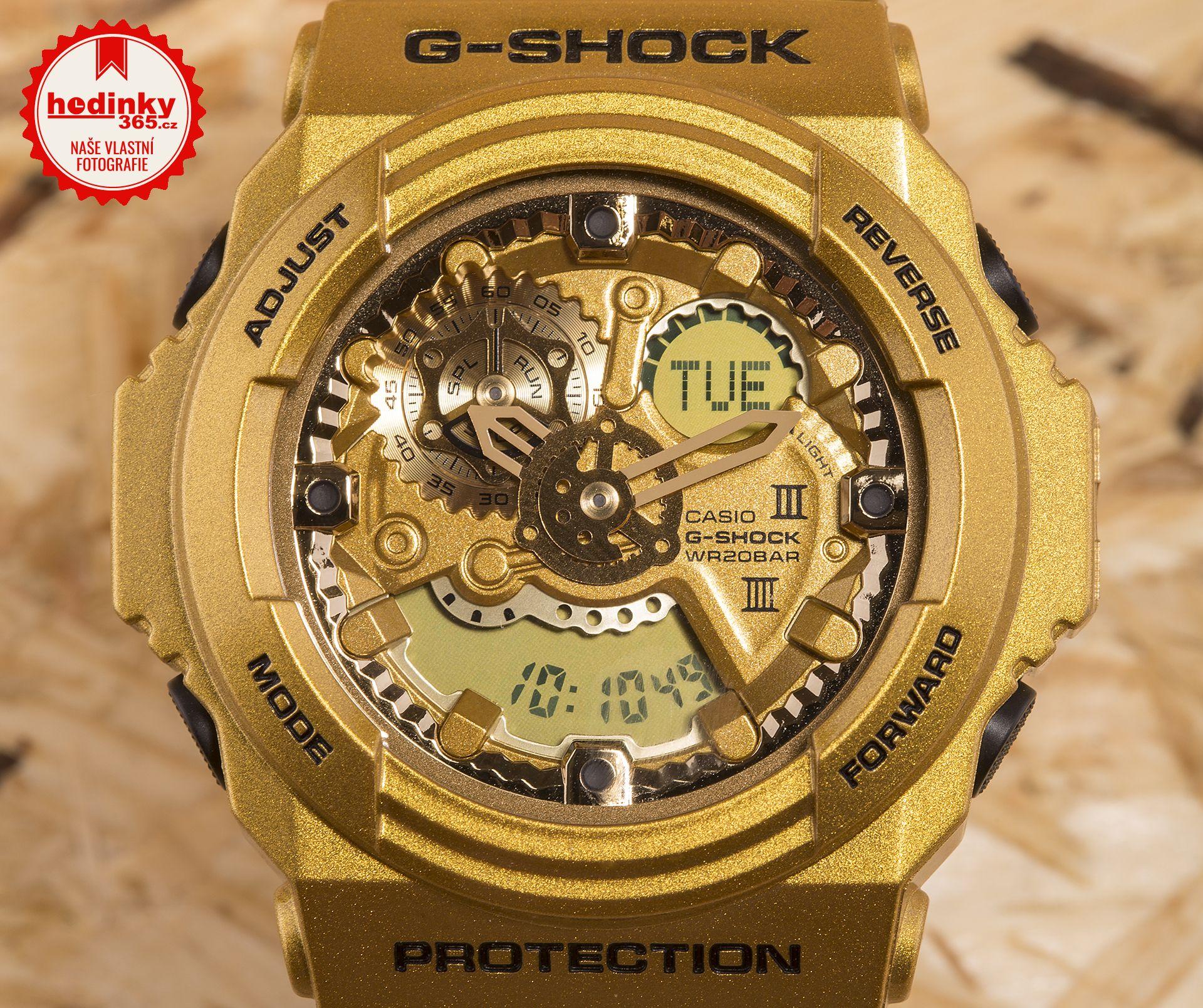 Casio G-Shock Original GA-300GD-9AER  4a937bd4e9
