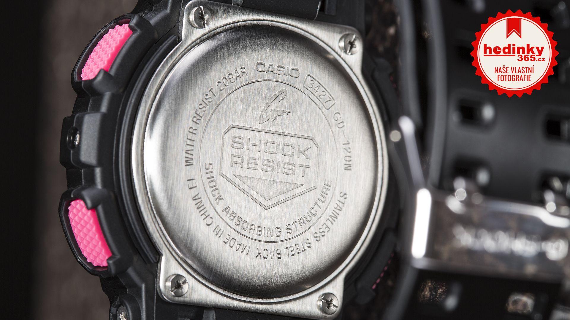 Casio G-Shock Original GD-120N-1B4ER  bea13c9c4e
