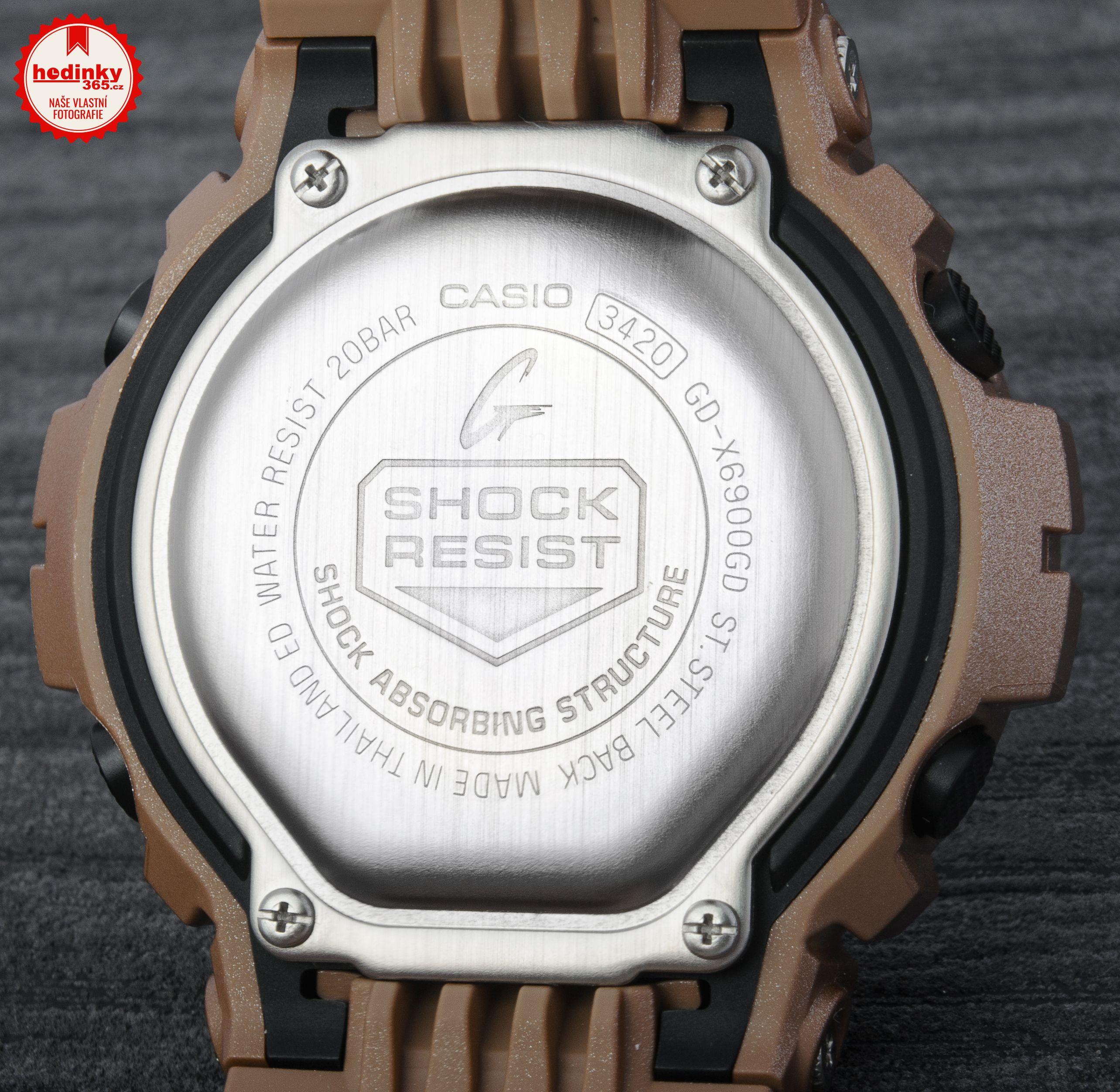 Casio G-Shock Original GD-X6900GD-9ER  b5645b2008