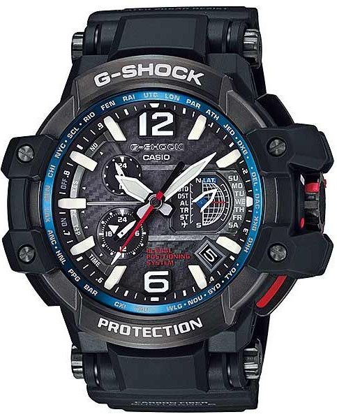 Casio G-Shock Gravitymaster GPW-1000-1AER  ad087f634e