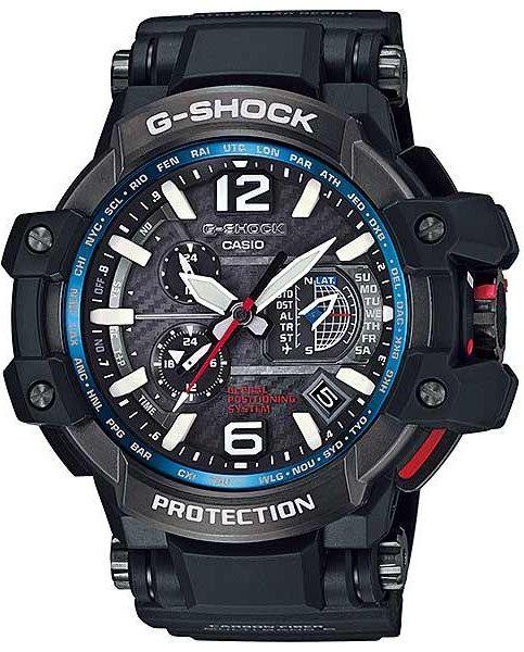 Casio G Shock Gravitymaster Gpw 1000 1aer Gshock Master Hodinky