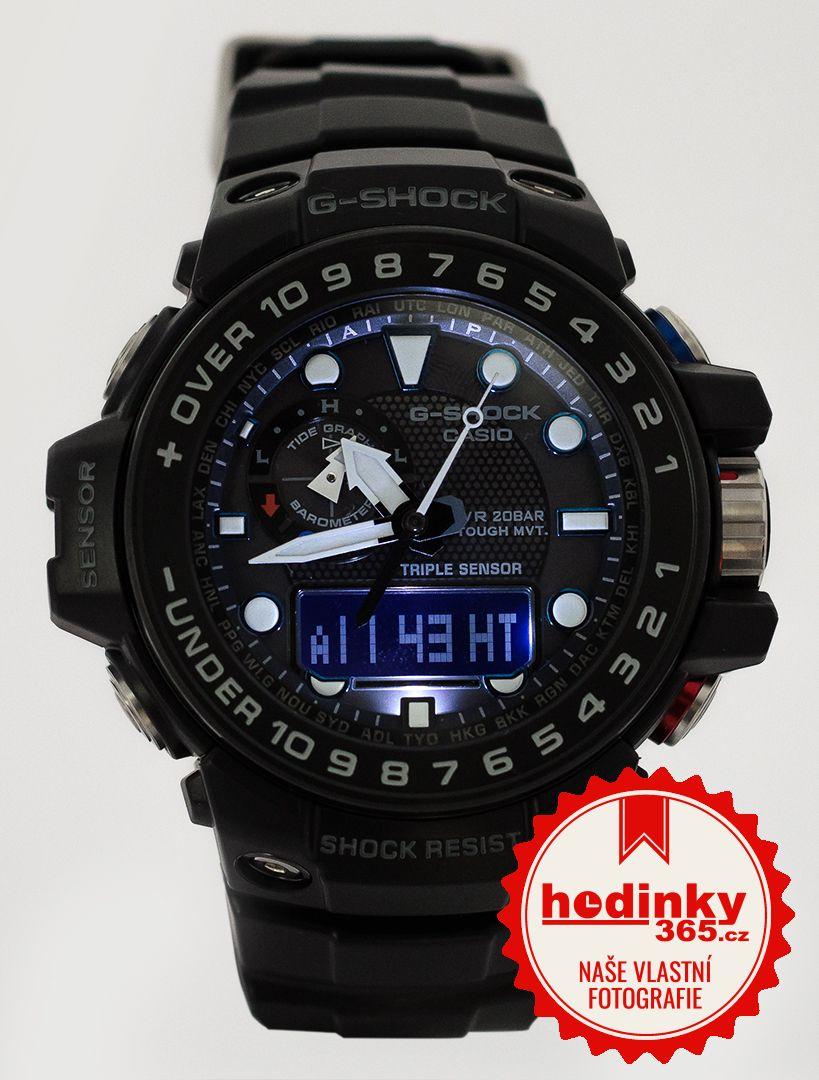 Casio G-Shock Gulfmaster GWN-1000B-1AER  e10a496858