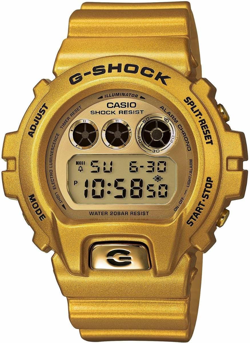 Casio G-Shock Original DW-6900GD-9ER Special Edition  8361896b9d