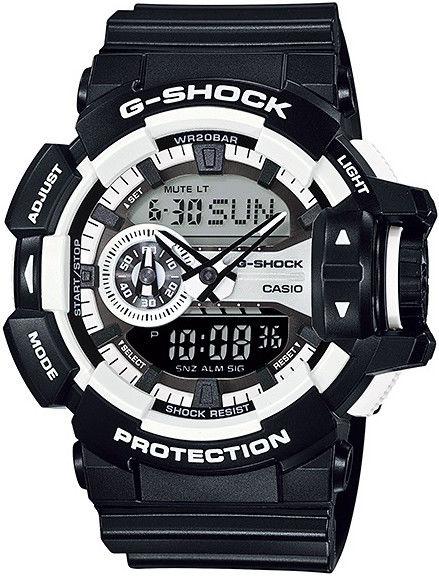 Casio G-Shock G-Classic GA-400-1AER