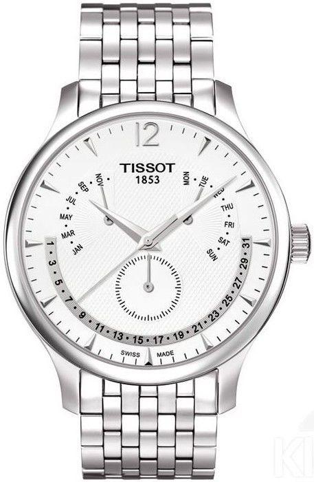 Tissot Tradition T063.637.11.037.00