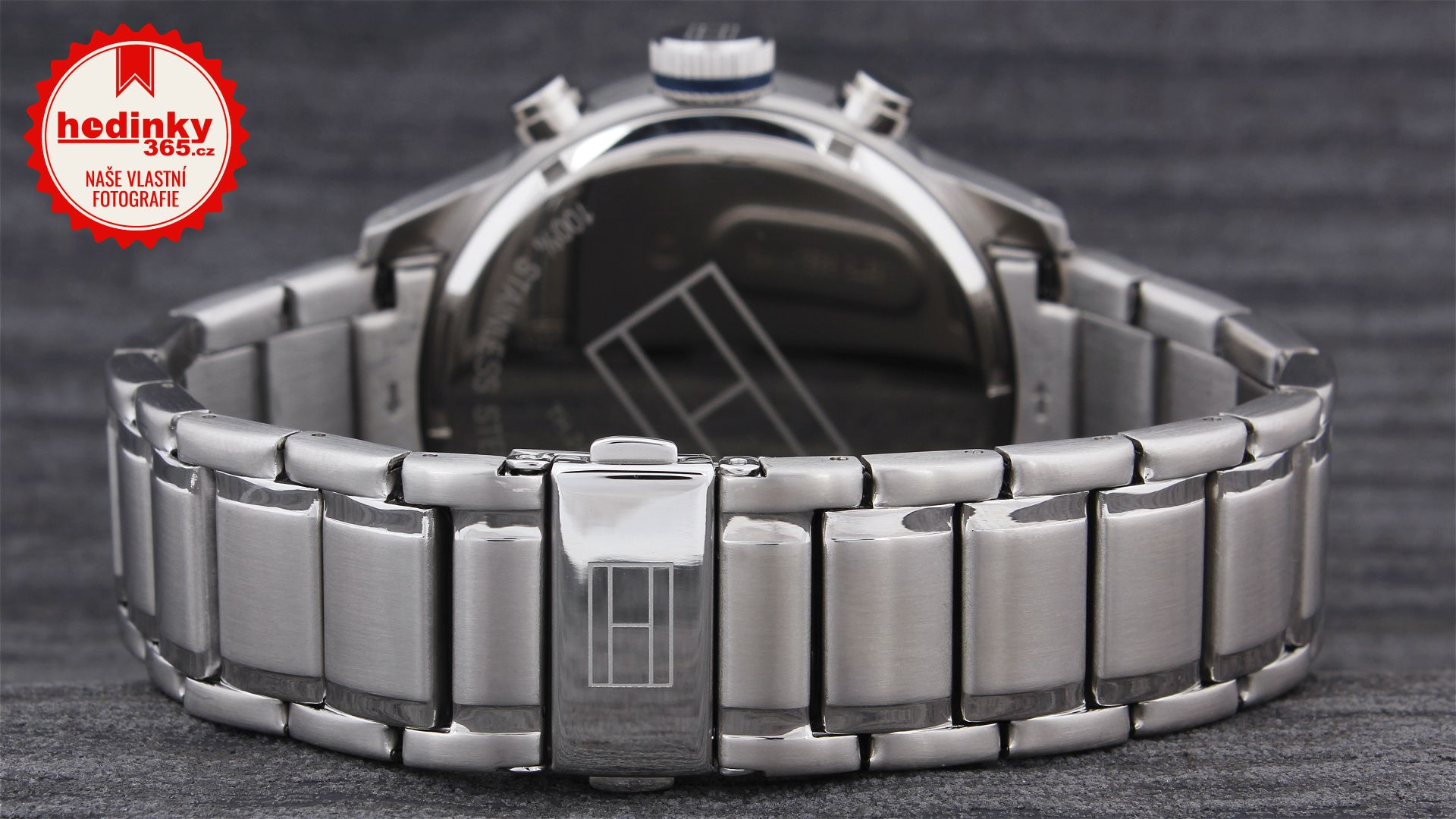 Tommy Hilfiger 1791053. Pánské hodinky - ocelový řemínek 3311e68915
