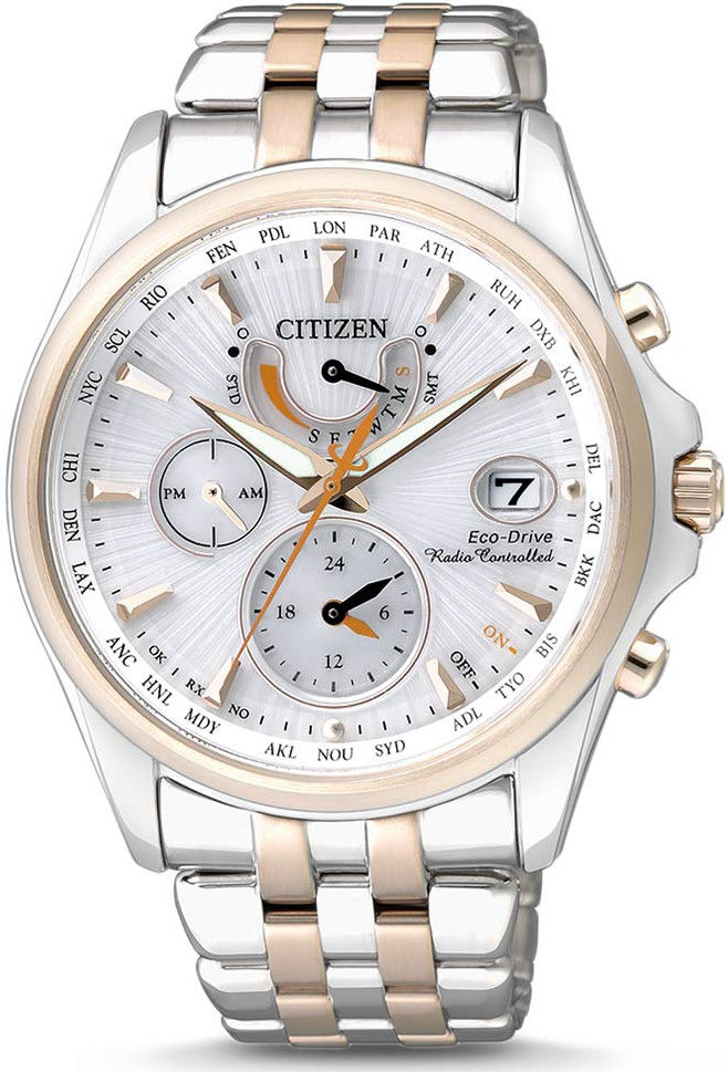 Citizen Ladies Radio Controlled FC0014-54A