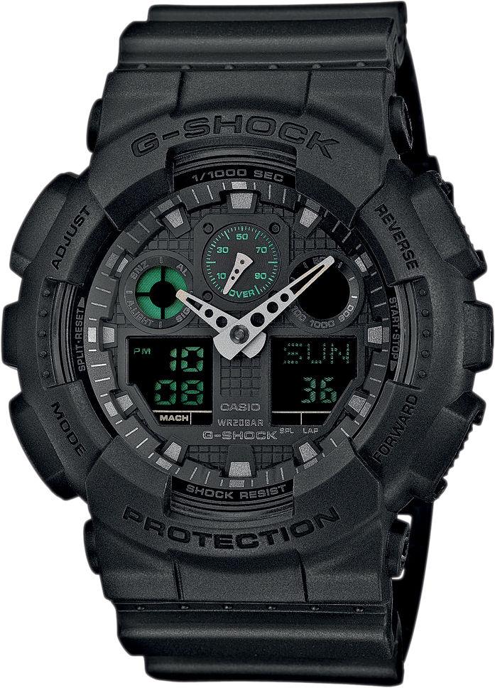 Casio G-Shock GA-100MB-1AER