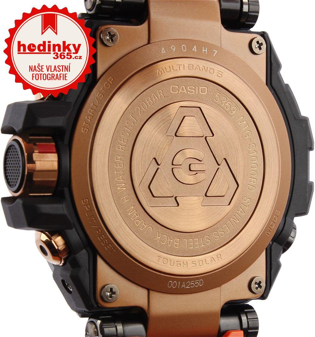 Casio G-Shock Limited Edition MTG-S1000BD-5AER  5a13a6cb13
