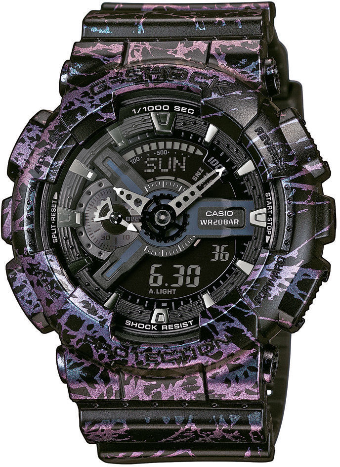 Casio G-Shock Limited Edition GA-110PM-1AER