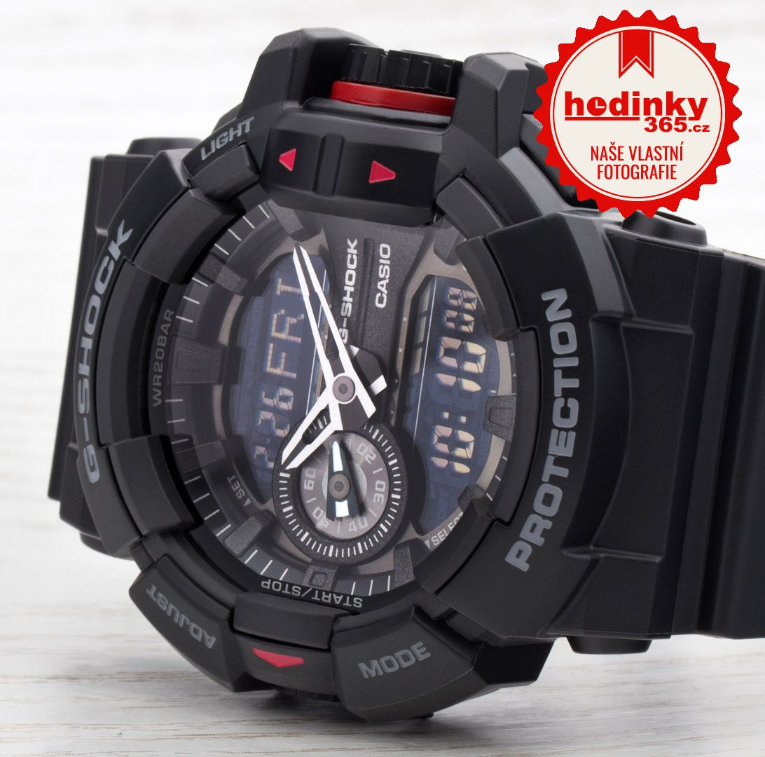 Casio G-Shock Original GA-400-1BER  0b86dc0abee