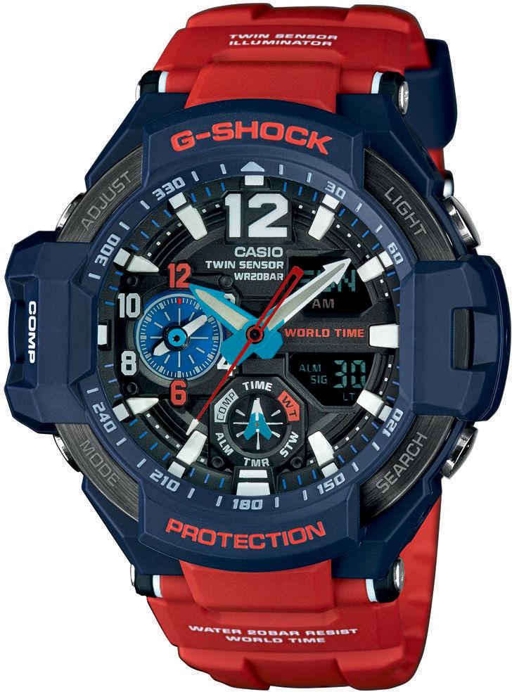 Casio G-Shock Gravitymaster GA-1100-2AER  248326bbc6